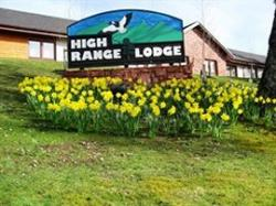 High Range Hotel, Aviemore, Highlands