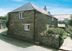 Pillar Box Cottage, Tintagel, Cornwall