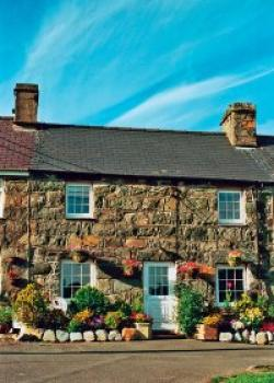 Brook Cottage, Criccieth, North Wales