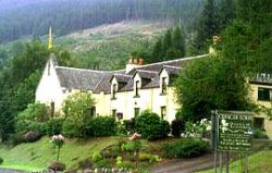 Creagan House Restaurant with Accommodation, Strathyre, Perthshire