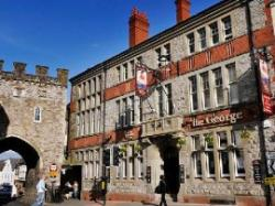 The George Hotel, Chepstow, South Wales