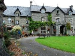 The Old Rectory Hotel, Crickhowell, South Wales