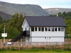 Signal Box, Newtonmore, Highlands