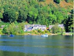 Achray House Hotel & Lodges, St Fillans, Perthshire