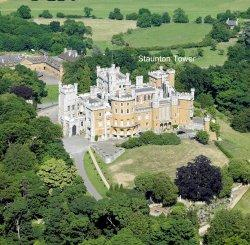 Belvoir Castle, Belvoir, Leicestershire