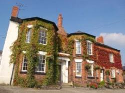 The Lion Hotel , Welshpool, Mid Wales