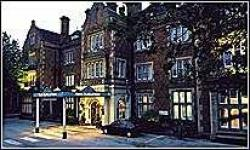 North Stafford Hotel, Stoke-on-Trent, Staffordshire