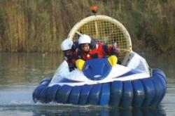 Glide3 Hovercraft Experience