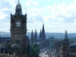 Edinburgh and the Lothians