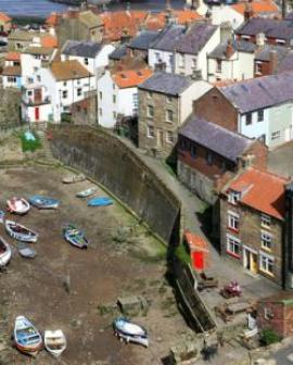 Staithes and its painters