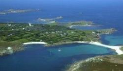 Helicopter Crashes off Scilly