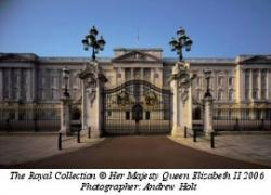 Buckingham Palace Opens for Tourists