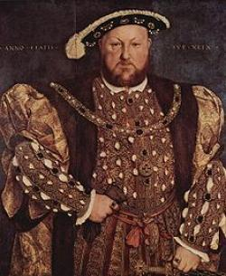 Henry VIII Wins Battle of the Spurs