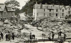 Lynmouth Floods Kill 34