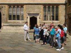 Walking Tour of Oxford University
