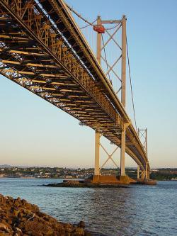 Forth Road Bridge Opened