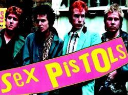 EMI Sign Sex Pistols