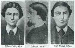 Manchester Martyrs Hanged