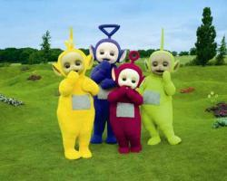 Teletubbies First Broadcast