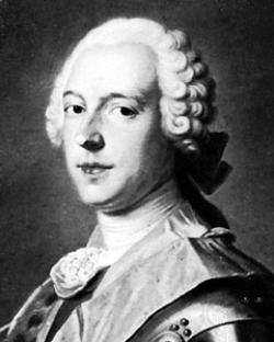 Bonnie Prince Charlie Turns Back at Derby