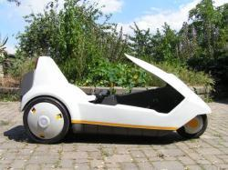 Sinclair C5 Launched