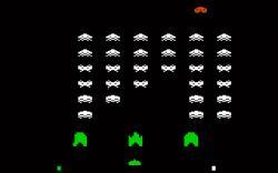 Space Invaders Hit UK