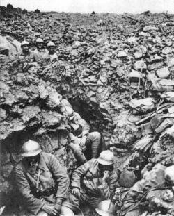 Battle of Verdun Begins