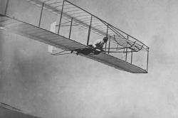 The Wright Brothers take Flight