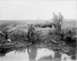 Battle of Passchendaele ends
