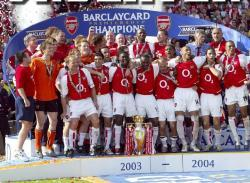 Arsenal Become Invincibles