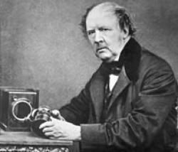 Fox Talbot Shows First Photos