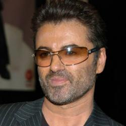 George Michael Crashes into Snappy Snaps