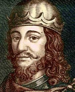 Robert the Bruce Crowned King of Scotland