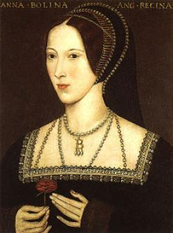 Anne Boleyn Beheaded