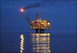 North Sea Oil Discovered