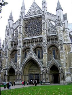 Westminster Abbey consecrated