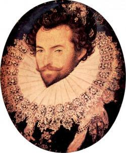Walter Raleigh is executed