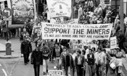 Miners Strike Ends