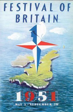 The Festival of Britain opens