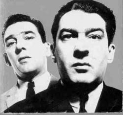 Kray Twins found guilty of murder