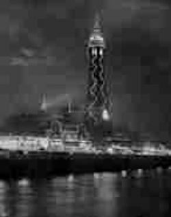 Blackpool illuminations light up for 1st time