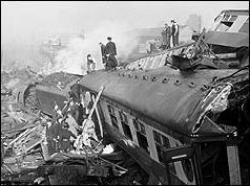 Harrow Rail crash