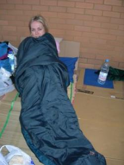 Launchpad Big Sleep Out