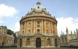 Bodleian Library Opens