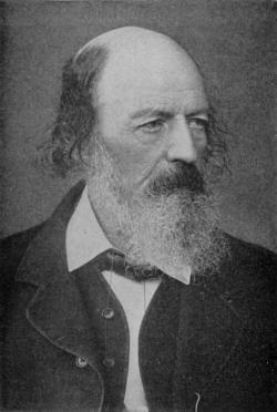 Tennyson becomes Poet laureate
