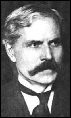 Ramsay MacDonald becomes Britain