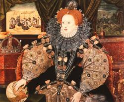 Elizabeth I excommunicated by the Pope