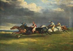 1st Running of the Derby