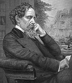 Death of Charles Dickens