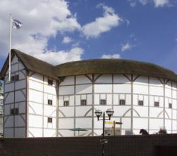 Original Globe Theatre Burns Down